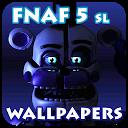 Freddy's 5 Wallpapers APK