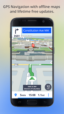 Offline Maps & Navigation - screenshot