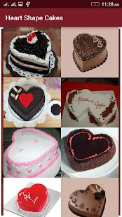 Heart Cakes Designs - náhled