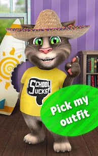 Talking Tom Cat 2- screenshot thumbnail