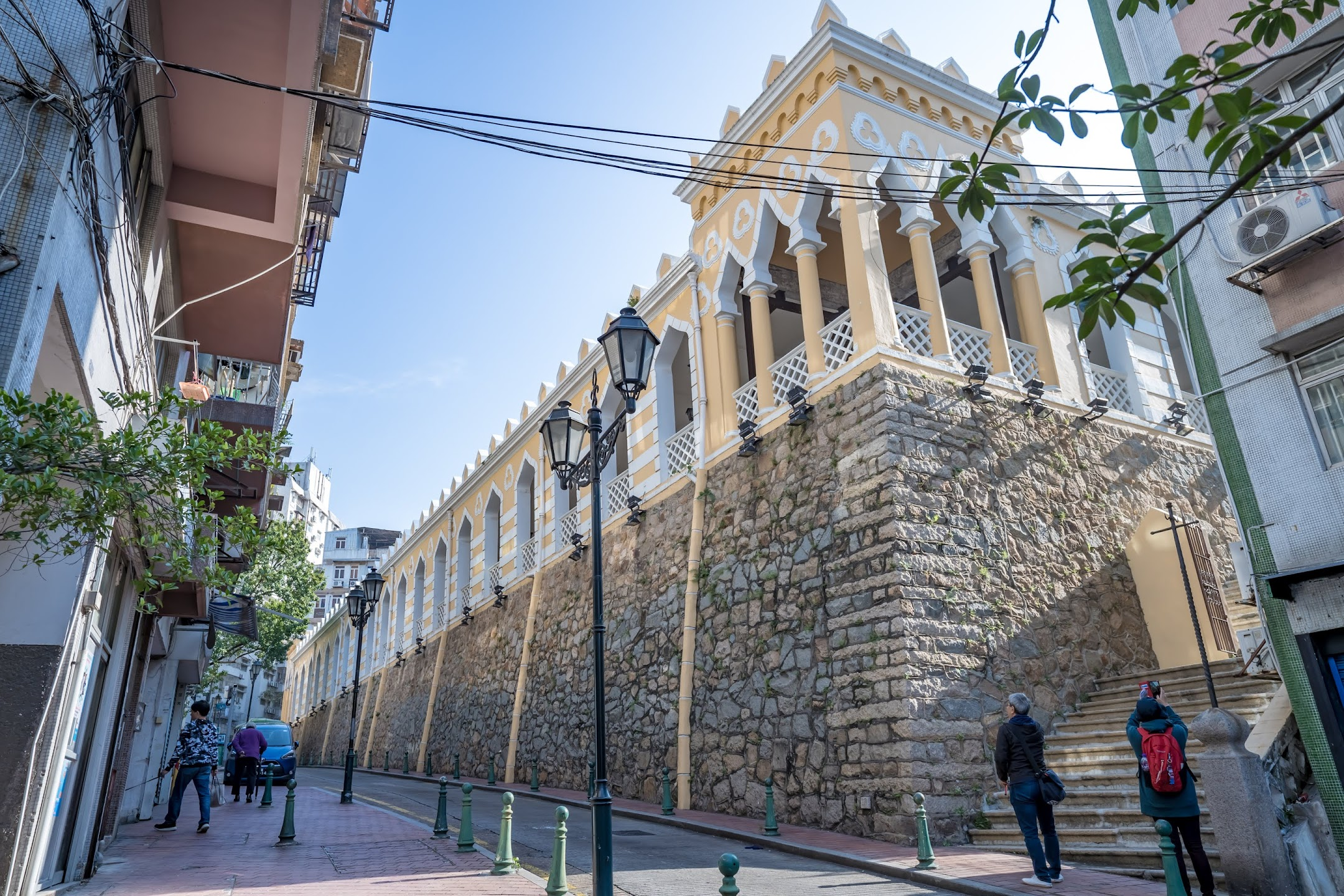 Macau Moorish Barracks/港務局大樓/Capitania dos Portos
