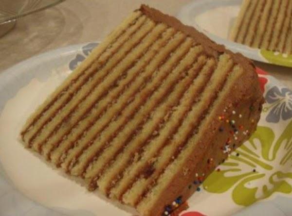 Smith Family's 12-layer Cake Recipe