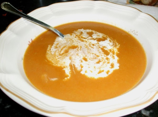 Slow Cooker Carrot Soup Recipe