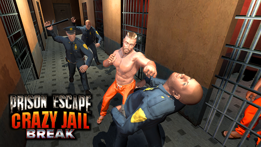 Prison Escape Crazy Jail Break