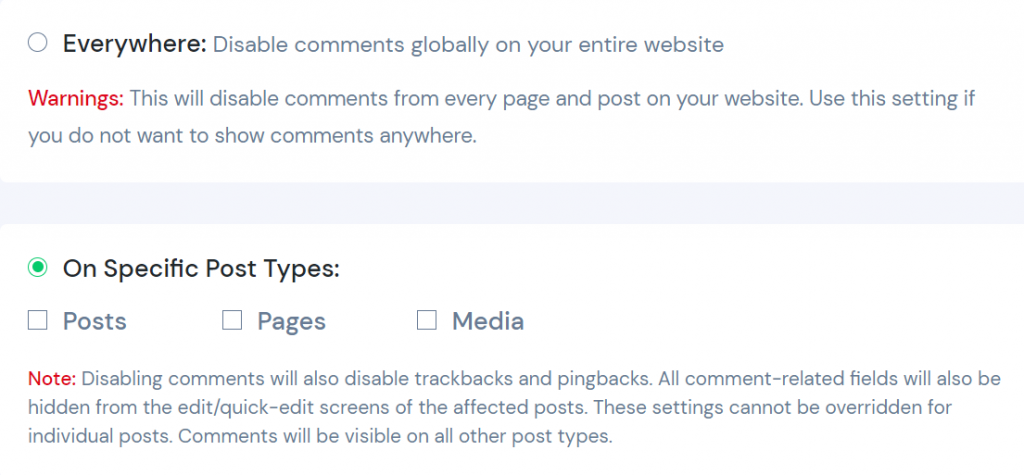 plugin disable wordpress