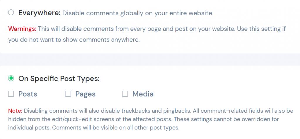 plugin disable wordpress