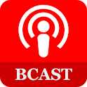 BCast: listening BBC podcasts icon