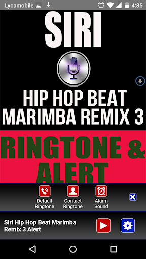 iphone ringtone siri remix download