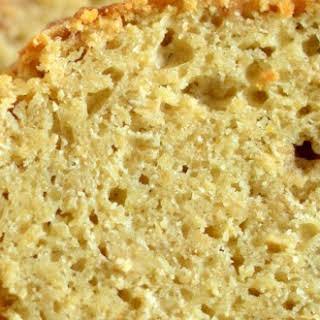 Cinnamon Oatmeal Quick Bread.