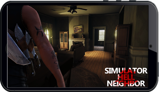Hello stealth horror Neighbor Game 3D for PC