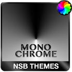 MonoChrome Theme for Xperia icon