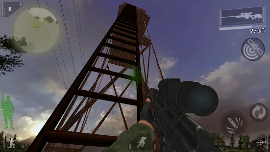 Commando Adventure Shooting- screenshot thumbnail