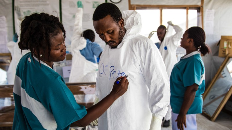 Opinion: Lessons from Liberia — what we learned from the fight against Ebola