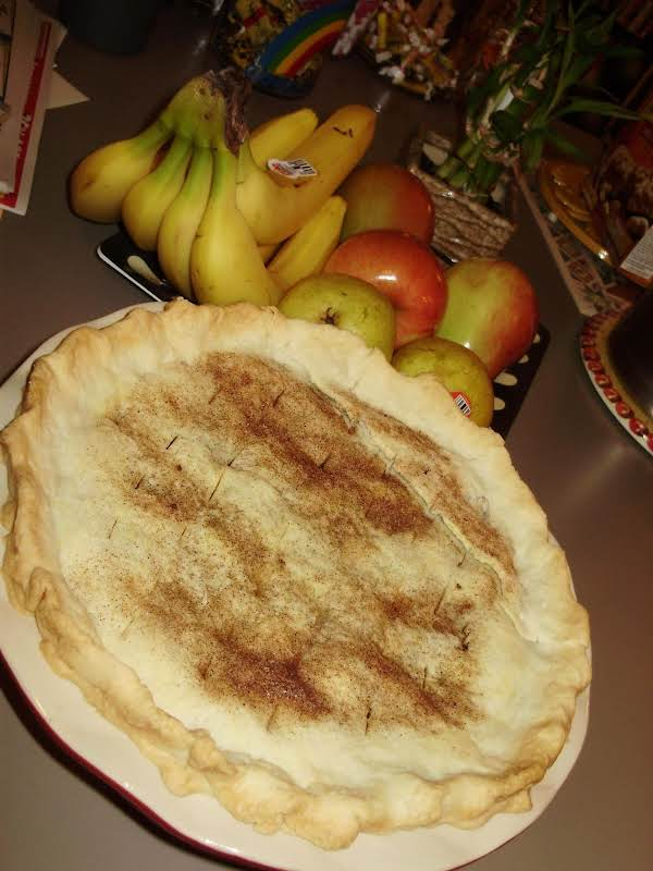 Lady Bat's Apple Pie