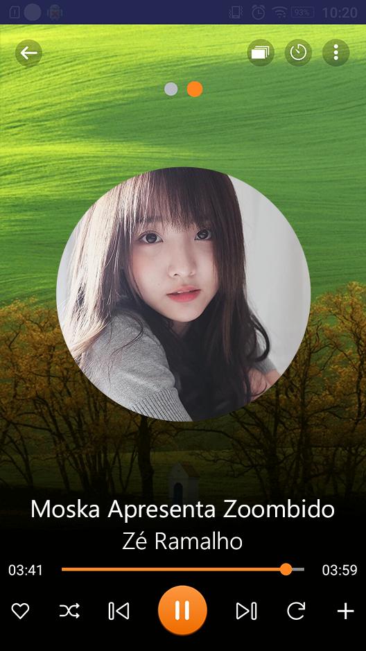 Music Player Pro Screenshot 1
