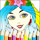Wedding Coloring Book icon