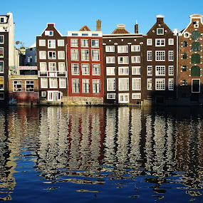 Amsterdam by Gianni Pezzotta - Buildings & Architecture Homes ( pwcarcreflections,  )