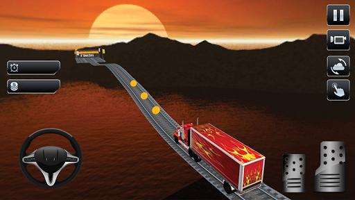Impossible Truck Stunt Simulator 2019 1.0 screenshots 1