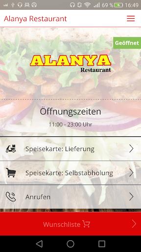 Alanya Restaurant Simmern