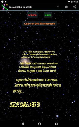 Duelos Sable Láser 3D
