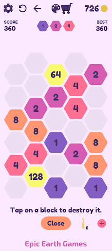 Puzzle Blocks - 6 in 1 - Number Merge Game screenshot 7
