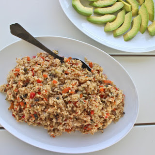 Summer Vegetable Brown Rice Risotto Recipe