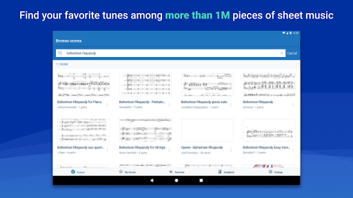 MuseScore: view and play sheet music 2.4.36 7