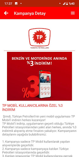 Türkiye Petrolleri screenshot 3
