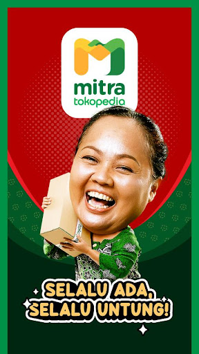Mitra Tokopedia: Agen Pulsa PPOB & Stok Warung 1.4.19.2 Screenshots 1