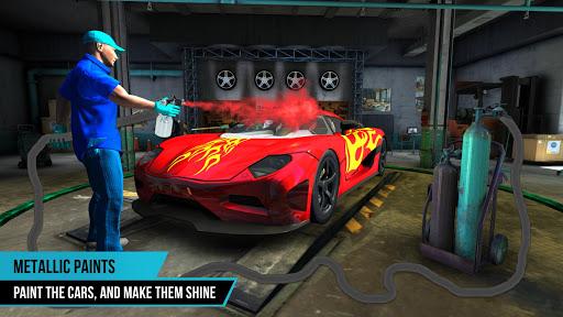 Car Mechanic Simulator Game 3D  screenshots 4