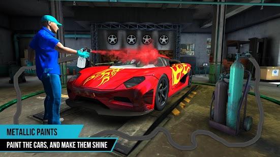 Can T Repair Body Car Mechanic Simulator