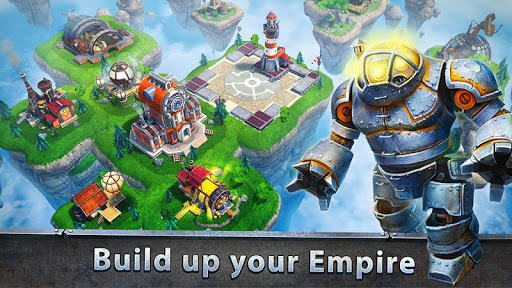 Sky Clash: Lords of Clans 3D screenshot 12