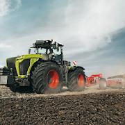 Wallpapers Claas Tractors