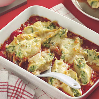 Spinach And Feta Pasta Shells Recipes