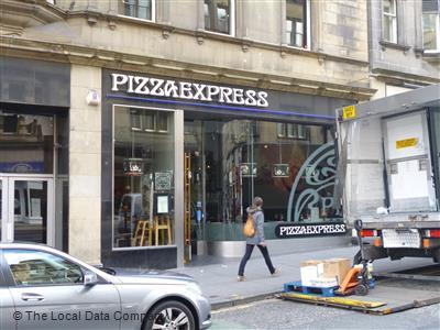 Pizzaexpress On North Bridge Restaurant Italian In Old