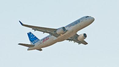 Photo: Airbus A320