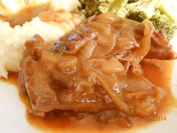 Beef Roast, 2 Ways. Onion Version