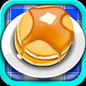 Pancake Breakfast Brunch Maker icon