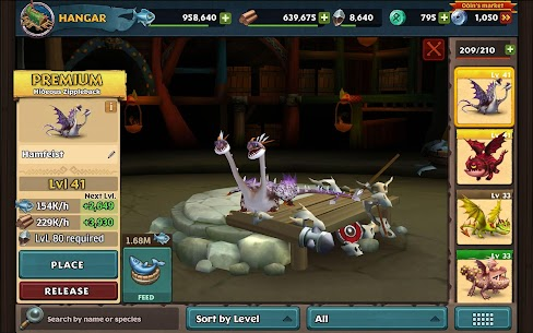 Dragons Rise Of Berk Mod Apk 1.51.7 (Unlimited Runes + No Ads) 7