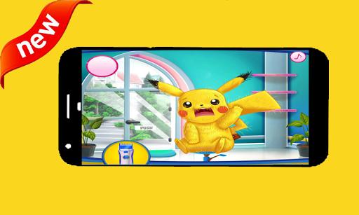 pikachu doctor and dress up 1.0 screenshots 4