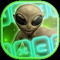 Alien Face Keyboard icon