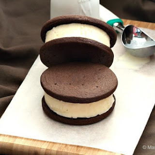 Vanilla Cream Sandwich Cookies Recipes