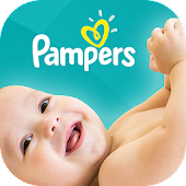 Pampers Club Rewards and Gifts for Parents Icon