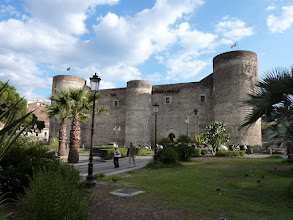 Photo: Catania, Castello Ursino