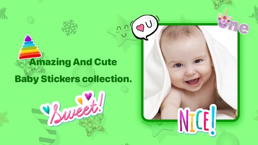 Baby Photo Editor:Precious Baby Milestone Pictures screenshot 5