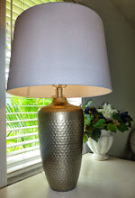 Photo: New bedside lamps in the master bedroom