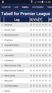 NA fotball screenshot 2