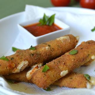 Mozzarella Sticks.