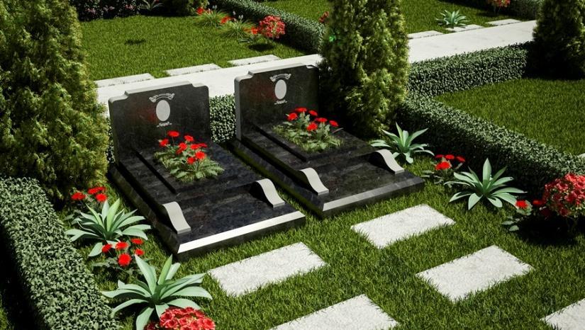 Hưởng trọn an yên khi an nghỉ với mộ đôi tại nghĩa trang Vĩnh Hằng