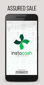 InstaCash - Sell used Phone screenshot 0